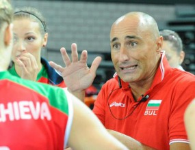 Марчело Абонданца: С България мечтаем за медали!