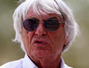 Екълстоун няма да се оттегли от Формула 1