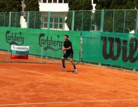 И Лазов е на 1/4-финал в Пловдив