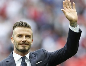 """Една легенда казва """"сбогом"""" на футбола - Бекъм прекратява кариерата си"""