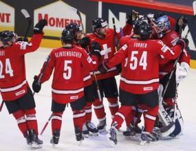 Швейцария на полуфинал на световното след изненада срещу Чехия