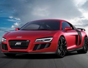ABT наду фейслифта на Audi R8 V10