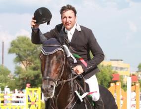Божурище приема кръг от Световната купа по конен спорт