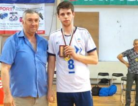Ангел Велков: Всичко е тренировки и пот, няма друг начин