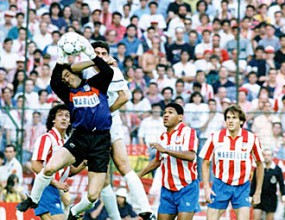 Атлетико мачка Реал на финалите за Купата на краля