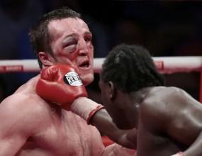 В най-бруталния мач на годината Джоунс нокаутира Лебедев