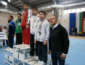 Валери Рангелов спечели титлата в многобоя при юношите