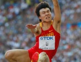 Китаец отнесе трима олимпийски шампиона в скока на дължина