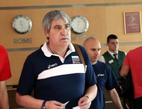 Камило Плачи: На Соколов няма да се налага да играе като център за България