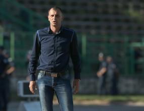 Здравков: Времето ни уби - предстои ни мачът на мачовете