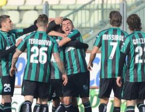 Сасуоло влезе за първи път в италианския футболен елит