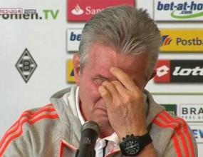 Сълзите в очите на Хайнкес (видео)
