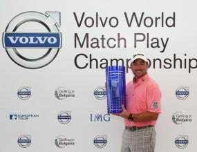 Греъм Макдауъл триумфира в Световния Volvo мач плей шампионат