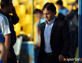 Митов: Съгласен съм, че нямаме отбор за Европа