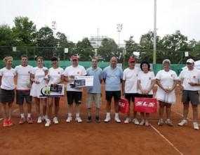 """Над 140 състезатели се забавляваха на тенис турнира """"Peugeot"""""""
