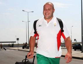 Георги Иванов с национален рекорд