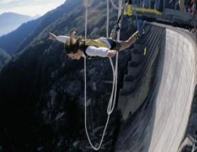 Най-високите места за скачане с бънджи в света