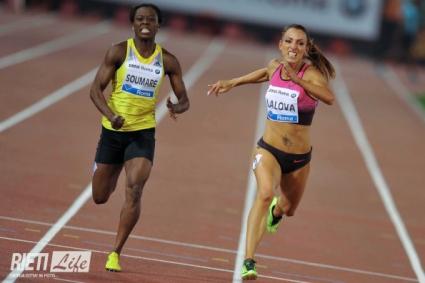 Страхотна Ивет трета на 200 м на Диамантената лига в Рим