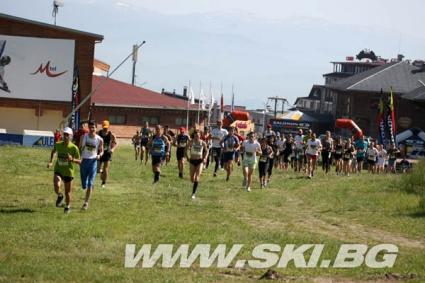 """Бегачи отново ще катерят връх Вихрен в състезанието по планинско бягане и колоездене """"PIRIN RUN 2013"""""""