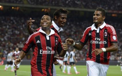 Милан търси 20 млн. от продажбата на Биньо и Боа