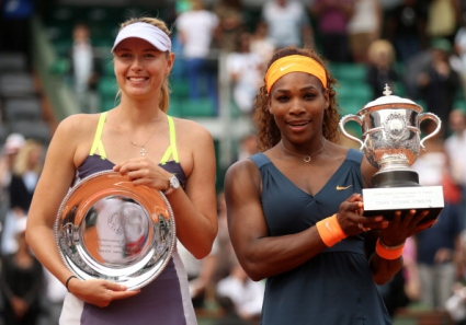 Шарапова: Сблъсках се с невероятна шампионка
