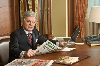 Канят Михов за президент на ЦСКА