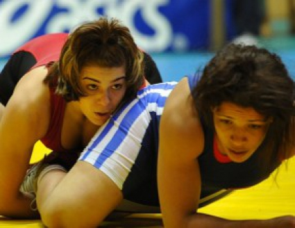 Тайбе Юсеин спечели титлата в категория до 63 кг