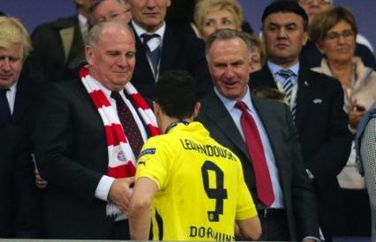 Борусия взе окончателно решение за Левандовски