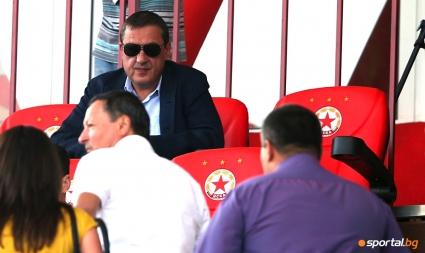 Борисов: Не ни се занимава вече с ЦСКА