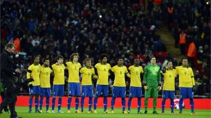 Купа на конфедерациите: Бразилия