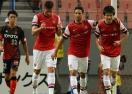 """Венгер огорчи бившия си клуб, Арсенал вкара """"само"""" три в Япония (видео)"""