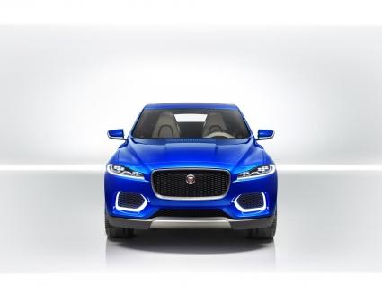 Кросоувърът на Jaguar