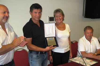 Отборът на Краси Балъков спечели детския СОС турнир по футбол в Албена