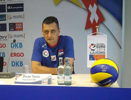 Зоран Терзич: България е може би най-тежкият ни съперник в групата