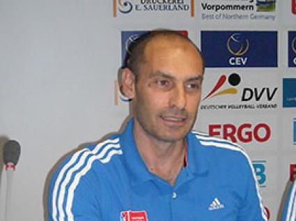 Карло Паризи: Целта ни е да продължим в следващата фаза на турнира