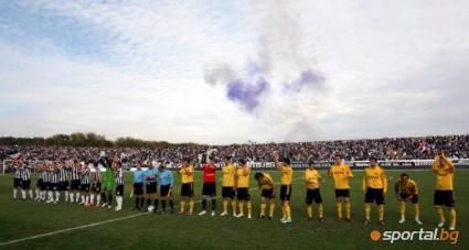 Пловдив на тръни преди дербито