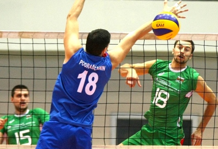 България загуби от Сърбия с 1:3 в София (ВИДЕО + ГАЛЕРИЯ)