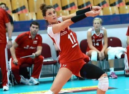 Катажина Сковронска: Направихме една голяма крачка към следващата фаза на първенството
