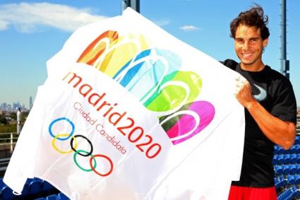 Надал: Мадрид заслужаваше Олимпийски игри