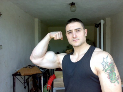 Красимир Костадинов стана световен шампион на дясна ръка