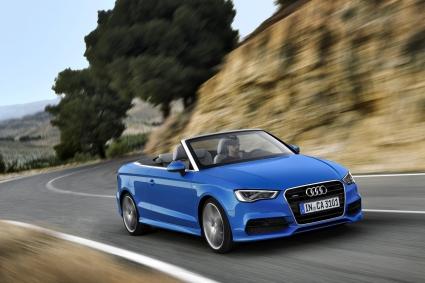 Премиера: Audi A3 Cabriolet (Видео)
