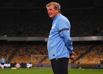 Рой Ходжсън: Мачът срещу Украйна е като финал