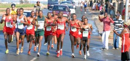 Отмениха маратон в Южна Африка