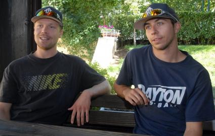 Чад Норткот и Тайлър Дънсмор: Българският бейзбол надмина очакванията ни