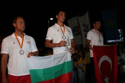 Отлично представяне на българите на Балканското по ветроходство