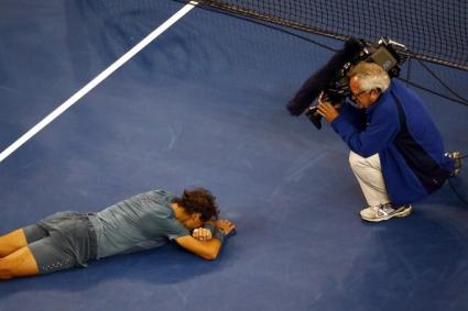 Пат Кеш: Надал може да подобри рекорда на Федерер