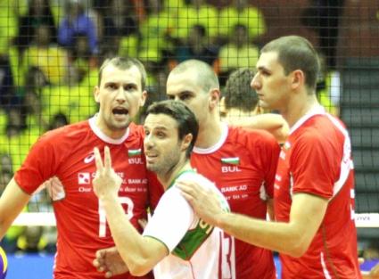 България ще играе с Турция и Иран в Истанбул