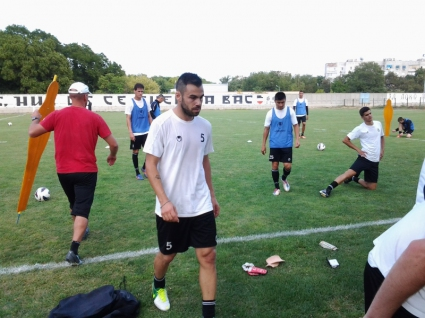 Бивш капитан на ПАОК тренира с Локо (Пд)