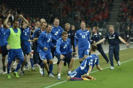 """Исландия с крачка аванс пред останалите кандидати за бараж от Група """"Е"""""""