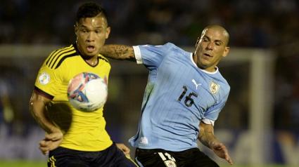 Уругвай се върна в играта и отложи празненствата в Колумбия